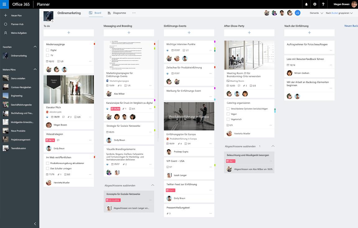 Aufgaben und Pläne - Dokumentation - Microsoft Graph