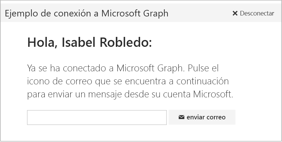 Ruby - Documentación - Microsoft Graph