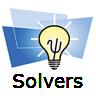 Logotipo do Frontline Solvers