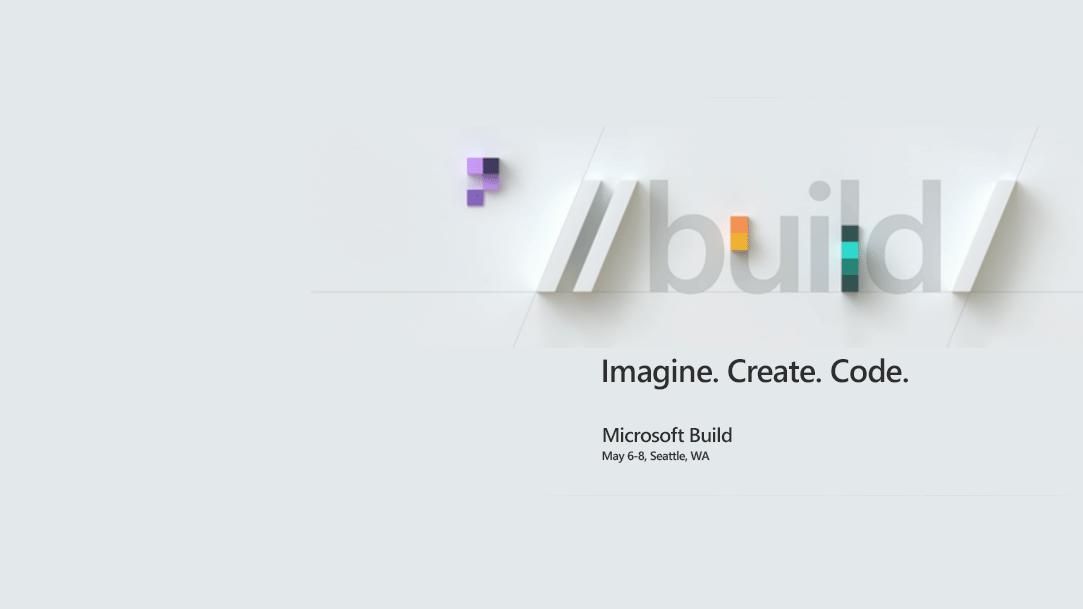 Логотип Build