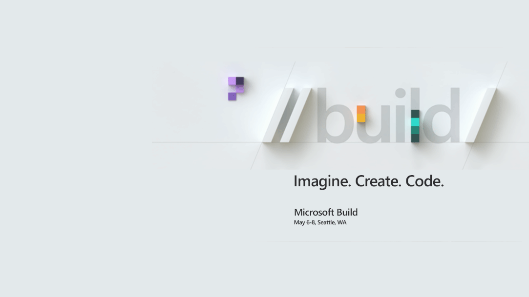 Build 徽标