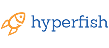 logotipo da Hyperfish