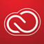 Logo von Adobe Creative Cloud