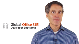 Vídeo del anuncio del taller de Office 365 Developer