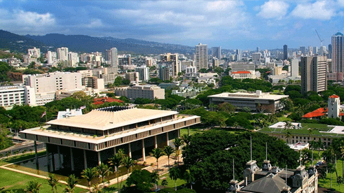 State of Hawaii governement offices